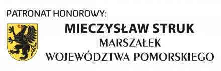 Logo Mieczysław Struk Marszałek Województwa Pomorskiego