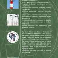 Globalne i regionalne problemy ochrony środowiska 2006 - ostatnia strona okładki
